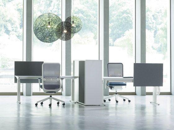 Arbeitsdrehstühle | Bürostühle | Sitag Team | Sitag. Design Art