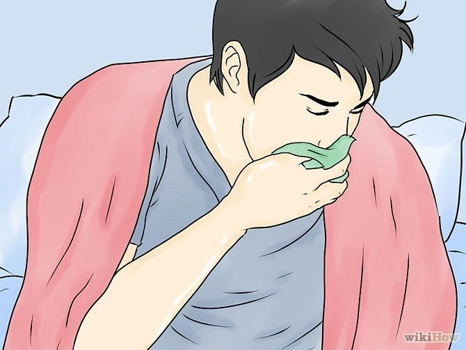 Stop Coughing at Night Step 1 Version 2.----Whether you are sick or have allergies, one of the first steps to feeling better is to get a good night's sleep. But how can you do that when your cough keeps you up all night? Fortunately, there are a few simple remedies that can help you beat your cough and sleep well once again.