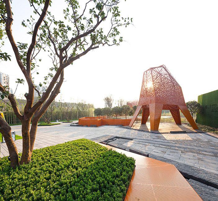 Fengming_Mountain_Park-Marta_Schwartz_Landscape_Architecture-11 « Landscape Architecture Works | Landezine