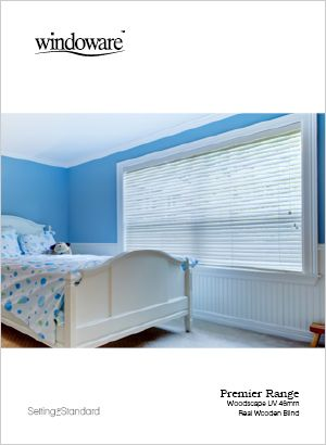 Woodscape Wooden Blinds |