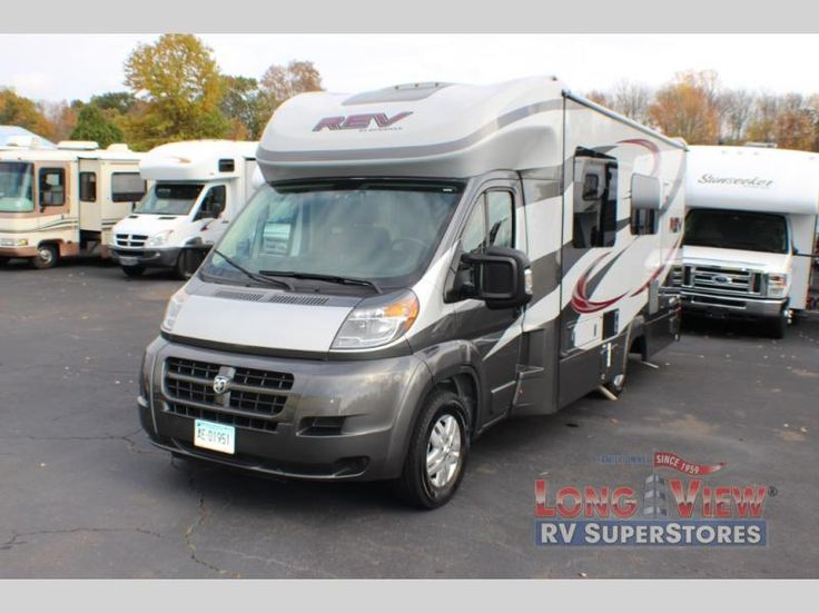 Used 2016 Dynamax REV 24RB Motor Home Class C at Longview RV Superstores | Windsor Locks, CT | #90613
