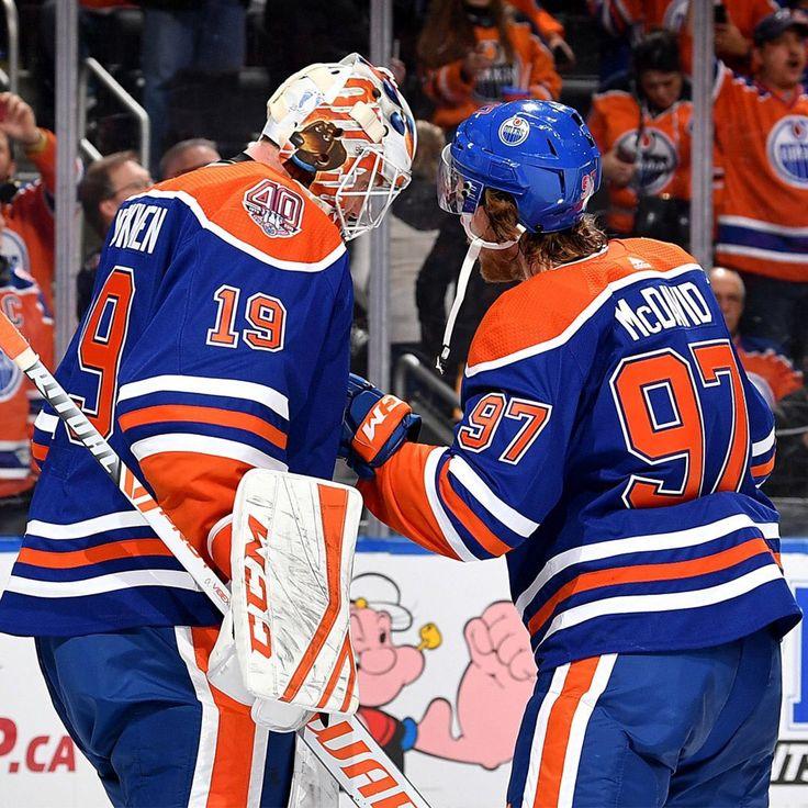 When McDavid speaks listen!!! Oilers hockey, Edmonton