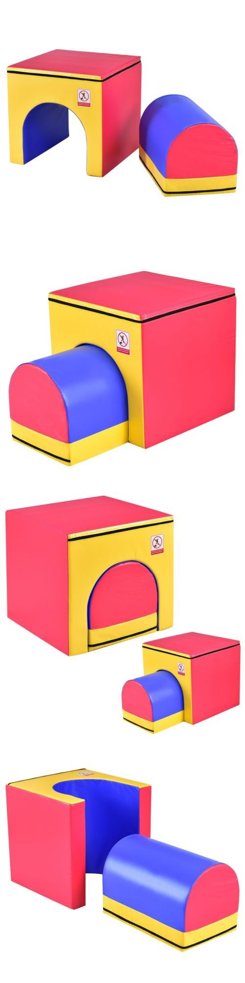 Equipment 79793: Home 2 In 1 Mailbox Trainer Tumbling Aid Gymnastics Equipment Sports Jumping Box -> BUY IT NOW ONLY: $91.38 on eBay!