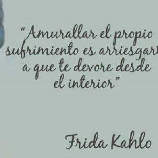 #spanish #quote #FridaKahlo