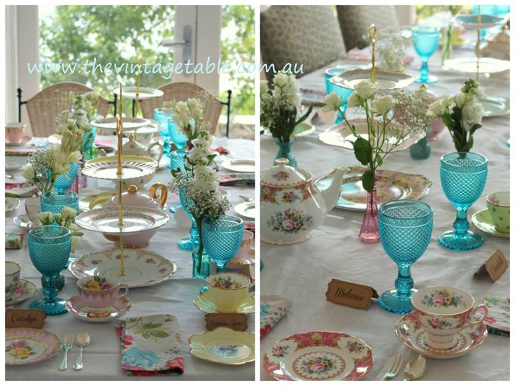 142 best images about the vintage table thevintagetable Cinderella afternoon tea