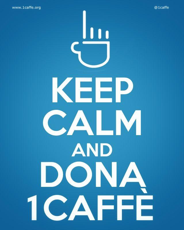 Offriamo 1caffè!