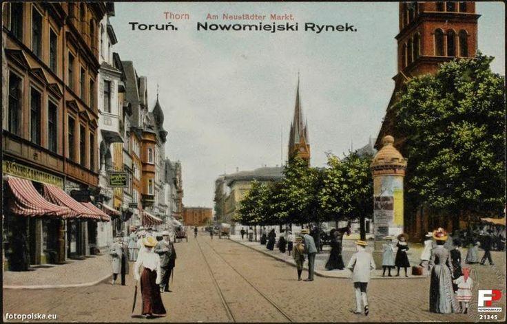 rok 1905 Nowy Rynek