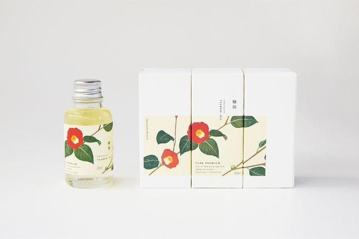 椿 油 - 다이 코쿠 디자인 연구소