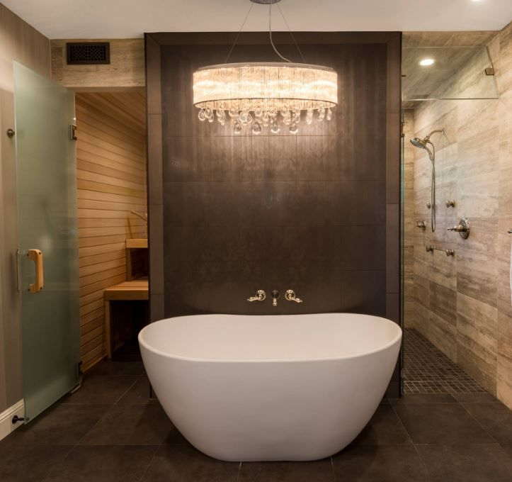 find this pin and more on bathroom designs by hmakeover