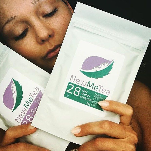@anna_haeschen is enjoying her #teatox. Let's all wish her amazing #detox experience! Order yours at http://newmetea.net  today!