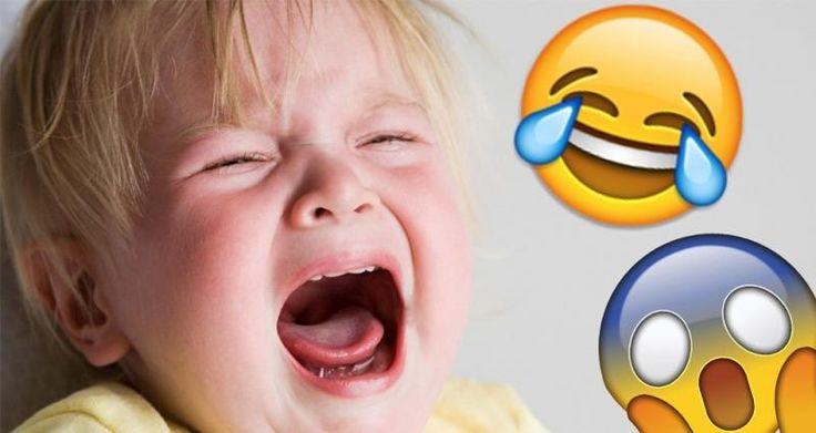 Bebés llorando a cámara lenta: ¿divertido o terrorífico?
