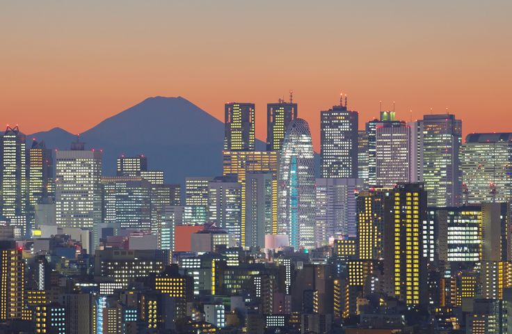 Tokyo has been ranked as a top world city for students! #QSBestCities