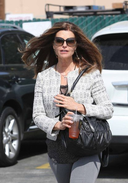 Maria Shriver Fitted Jacket