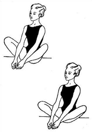 Комплекс разминочных упражнений