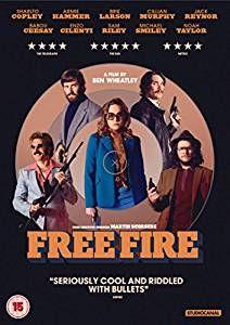 Free Fire [DVD] [2017]: Amazon.co.uk: Enzo Cilenti, Sam Riley, Michael Smiley, Brie Larson, Cillian Murphy, Armie Hammer, Sharlto Copley, Babou Ceesay, Jack Reynor, Noah Taylor, Ben Wheatley, Andrew Starke: DVD & Blu-ray
