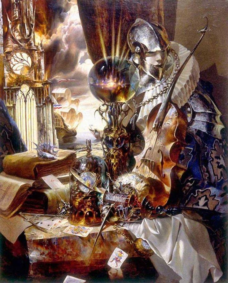 вид иван славинский картины фото карта росляково