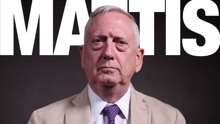 I'm simply in complete awe with this man. To say he makes my heart go pitter patter, is an understatement  of biblical proportions. Truly. I could listen to him all day long. His brilliance is without end. - Leadership Lessons from James Mattis, United States Secretary of Defense (at the time of filming, Retired General, James Mattis.)
