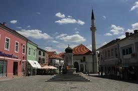 Downtown Tuzla