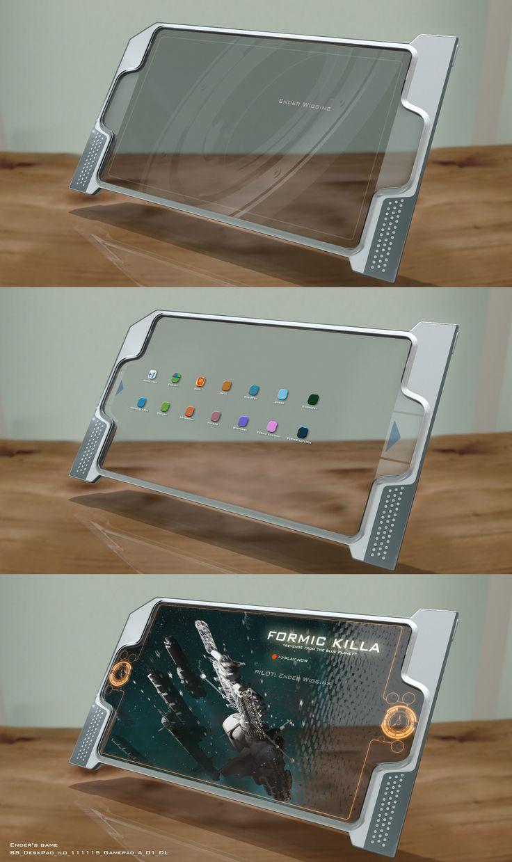 "ArtStation - ""Enders Game"" movie concept art work, David Levy"