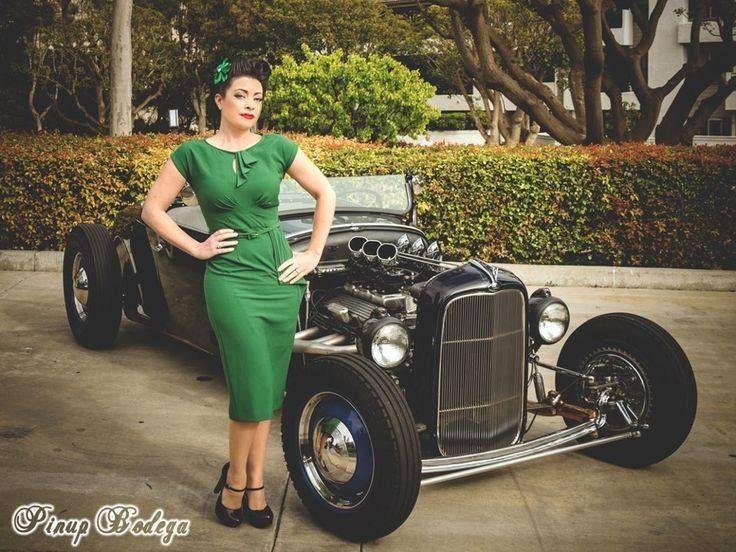 Best Classic Cars Classy Girls Images On Pinterest Rat Rods