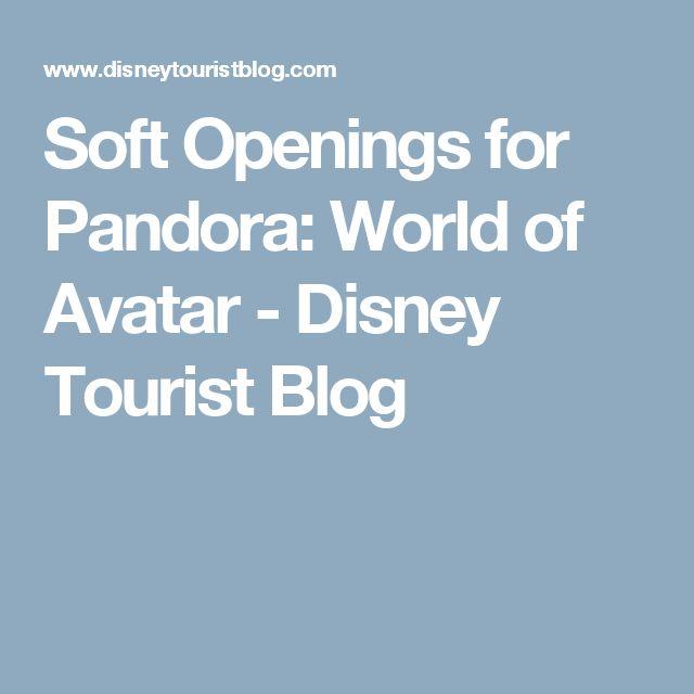 Soft Openings for Pandora: World of Avatar - Disney Tourist Blog