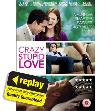 Replay DVD: Crazy, Stupid, Love (2011)