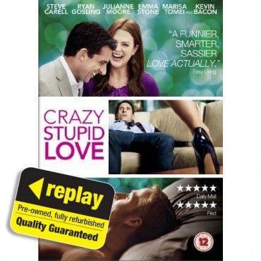 Replay DVD: Crazy, Stupid, Love (2011)