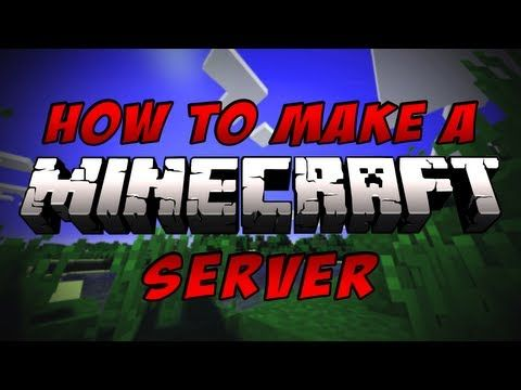 How To Make A Minecraft Multiplayer Server 1.5.1 - 1080p (2013) HD