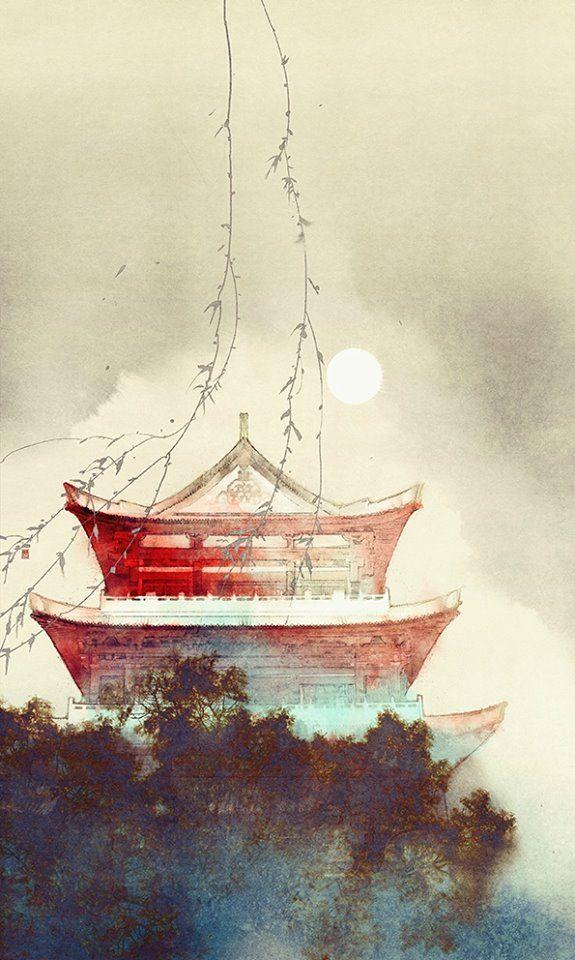 นิยาย จันทราซ่อนคม ( 月亮隐藏犀利 ) > ตอนที่ 10 : บทที่ 8 (100%) : Dek-D.com - Writer