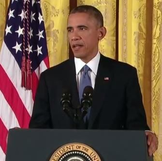 Obama press conference on the 2014 election