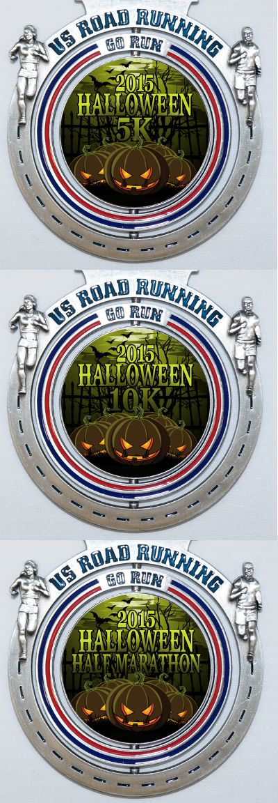 US Road Running - Holiday Series 2015 - Halloween Virtual Race