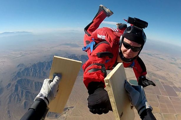 Guinness book of bizarre records: 12 of the world's weirdest feats