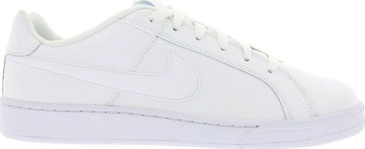 Nike Court Royale 749747-111 All White Mens US ALL sizes trainers sneakers New  #Nike #AthleticSneakers