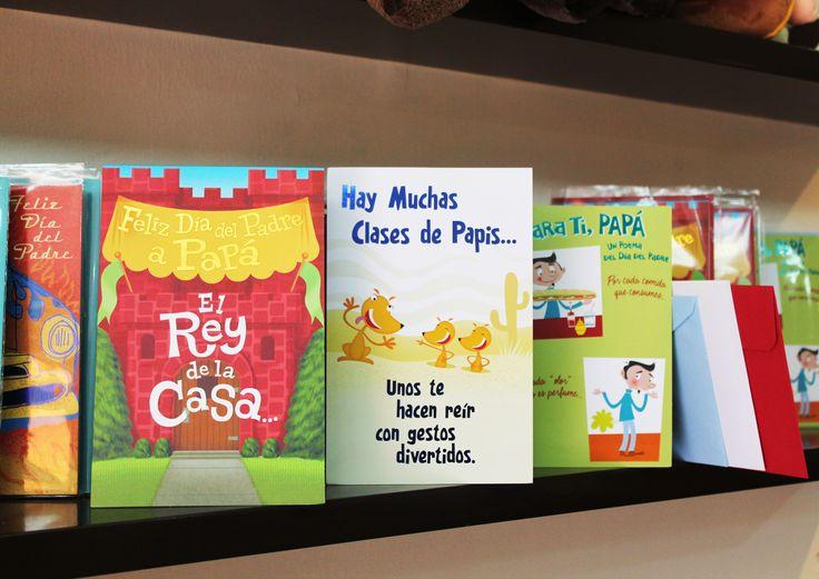 Tarjetas Día del Padre, Día de la Madre, Navidad! Encuentra tarjetas para regalo para las fechas especiales!