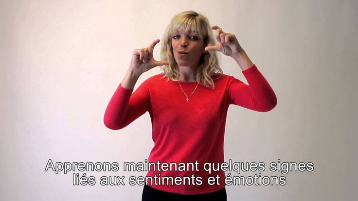Emotions et sentiments en LSF
