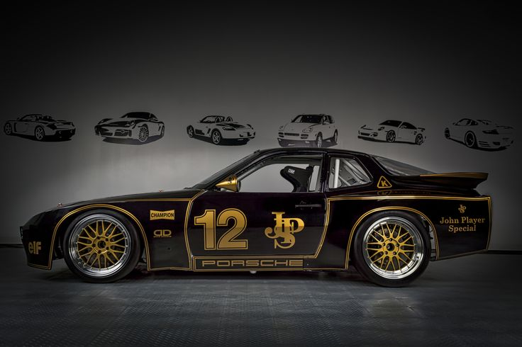 Motor Werks Racing Porsche 924 GTP John Player Special Tribute