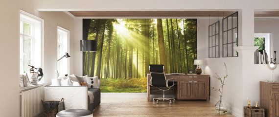 Available in 2 sizes - L 300cm (wide) x 240cm (high) or XL 350cm (wide) x 280cm (high) *Mural supplied in 1 roll of 6 easy to manage 500mm wide strips (7 strips for XL) * Printed on a quality non-woven wall covering * Simply apply 'Paste-the-wall' wallpaper paste to the wall (not supplied) and then hang each strip * No horizontal joins to line up * No overlap on joins * Printed with UL ECOLOGO® * GREENGUARD GOLD certified inks Create a stunning feature wall in any room of your home with the…