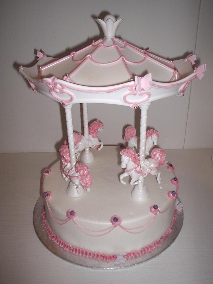 Fantasietaart - meisjes taarten