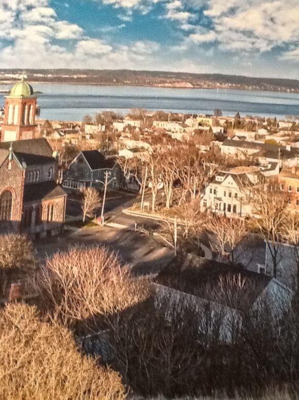 My home town. Saint John, New Brunswick Canada