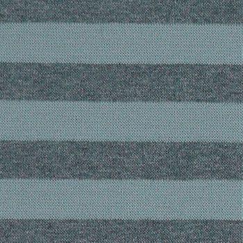 1x1+rib+støvet+antik+blå+/+blå+melange