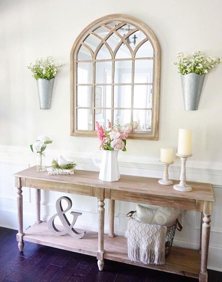 17 Best Ideas About Console Table Decor On Pinterest Foyer Table Decor Entrance Decor And