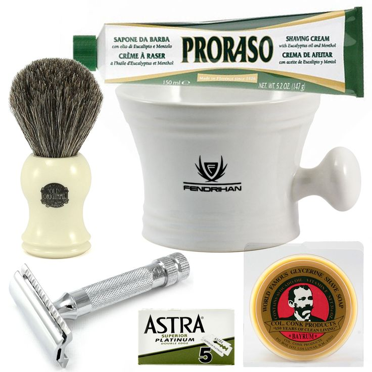 Born to Shave Gift Set, Save $12 at Fendrihan.com
