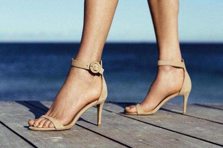 FANCY heel   available in black & shell