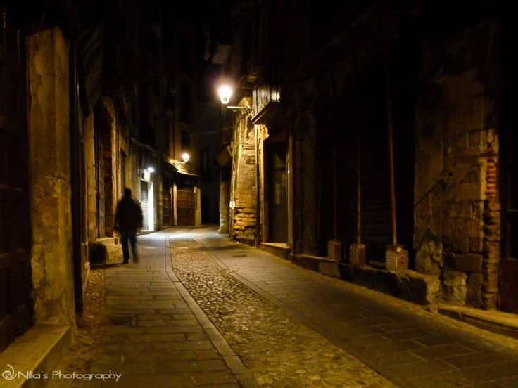 Old Town, Cosenza, Calabria, Italy