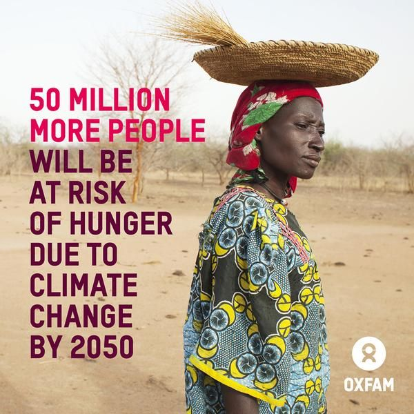 Together we can turn this around. You can help us by spreading the word about #climate change and hunger http://www.oxfam.org/en/grow/campaigns/food-and-climate-justice