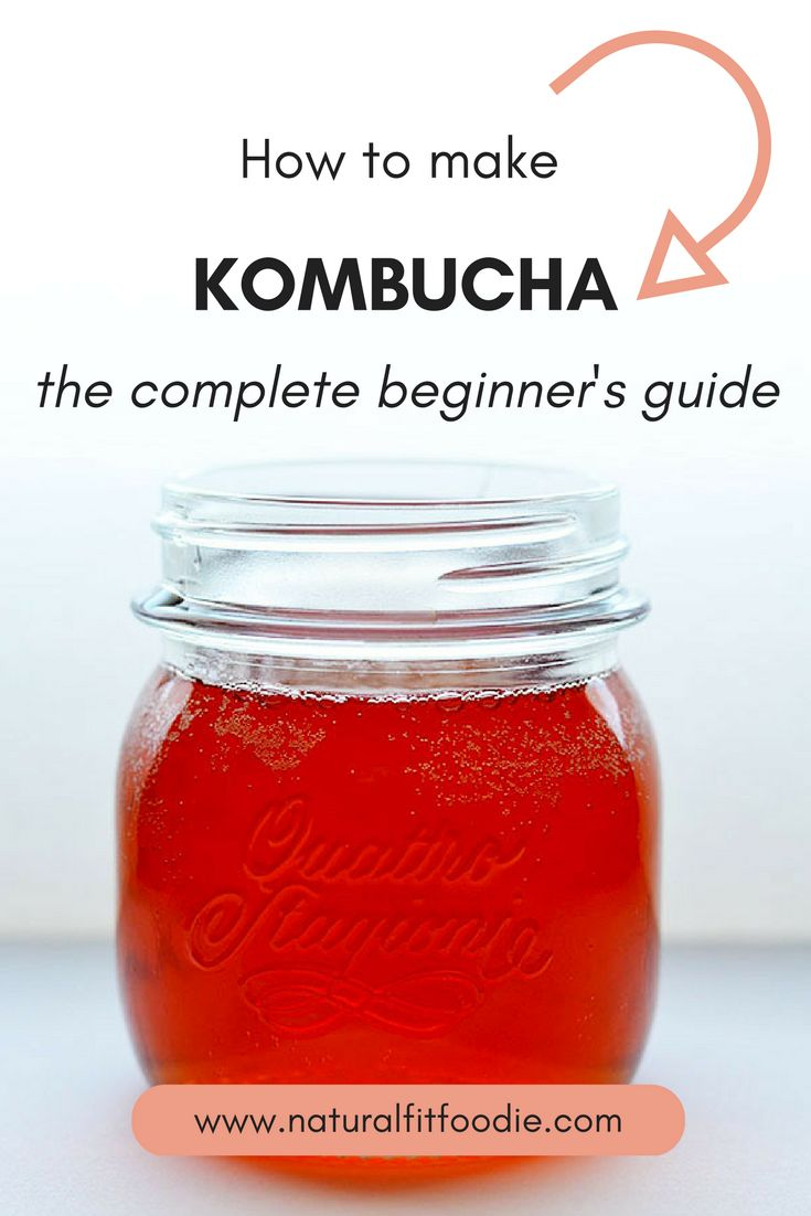 This guide demystifies Kombucha making at home! Breaking it down step by step so you get it right the very first time and always!