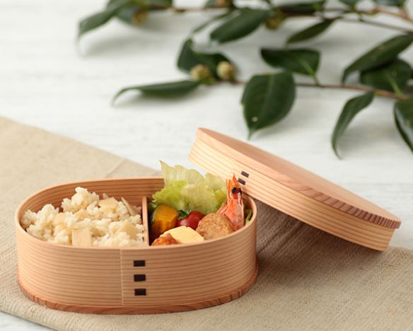 Winner of best Japan's Good Design Award: Kurikyu #Bento Box | White Rabbit Express #Japanese #Craft