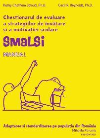 Chestionarul de evaluare a strategiilor de învăţare (8-12 ani şi 13-18 ani)