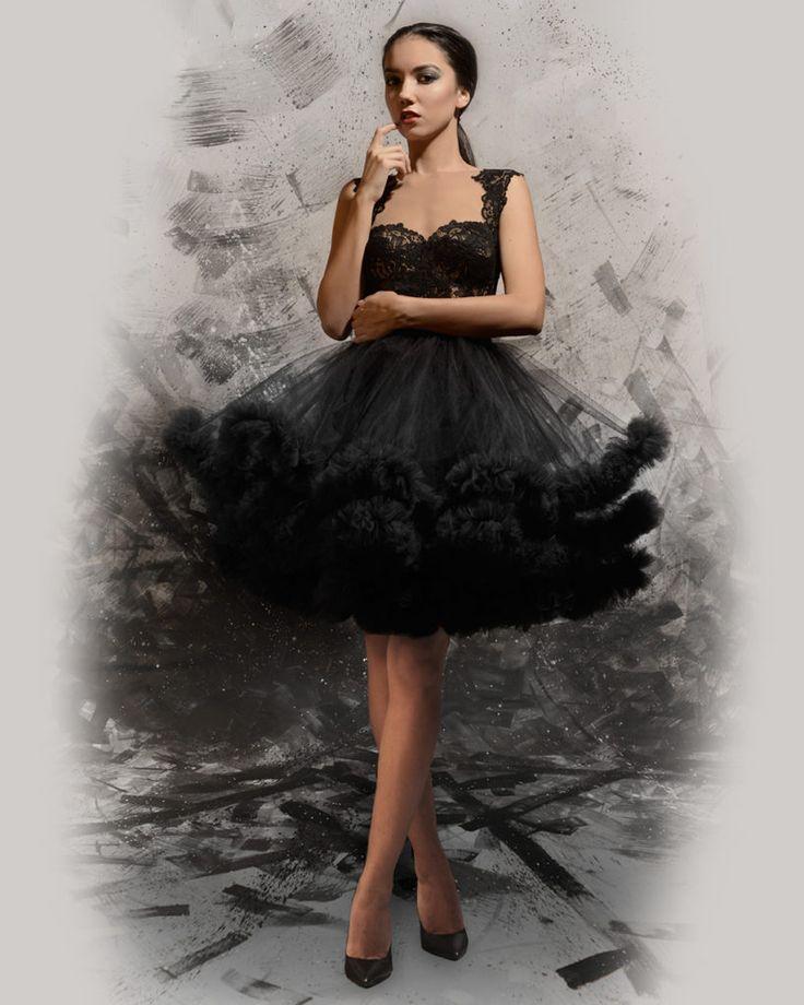 Pin-up Dress Alina Cernatescu