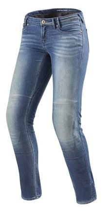 Jeans da donna motociclista  REV'IT! WESTWOOD LADIES